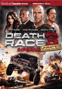 Death Race 3: Inferno Cover