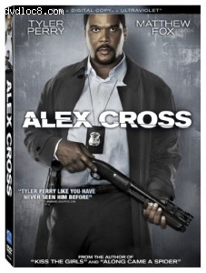 Alex Cross [DVD + Digital Copy + UltraViolet]