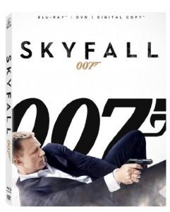 Cover Image for 'Skyfall (Blu-ray/ DVD + Digital Copy)'