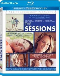 Sessions, The [Blu-ray]