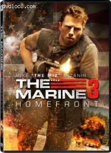 Marine 3: Homefront, The Cover