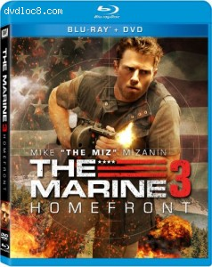 Marine 3, The: Homefront [Blu-ray] Cover
