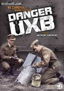 Danger UXB Cover