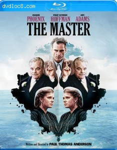 Master [Blu-ray], The Cover