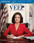 Cover Image for 'Veep: The Complete First Season (Blu-ray/DVD Combo + Digital Copy)'