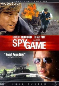 Spy Game: Collector's Edition (Full Screen) Cover