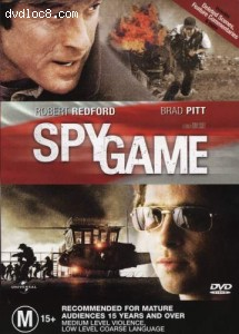 Spy Game Cover