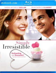 Simply Irresistible [Blu-ray] Cover