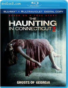 A Haunting in Connecticut 2: Ghosts of Georgia [Blu-ray] Cover