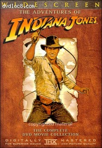 Adventures Of Indiana Jones, The: The Complete Movie Collection (Widescreen)