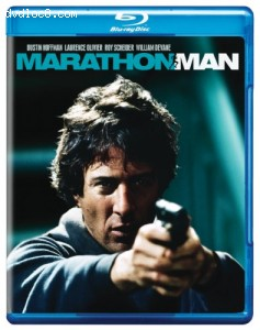Marathon Man [Blu-ray] Cover