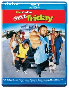 Next Friday [Blu-ray] Cover