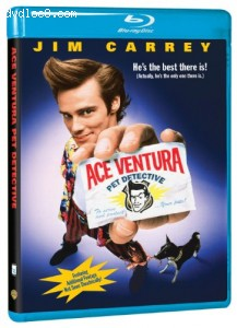 Cover Image for 'Ace Ventura: Pet Detective'