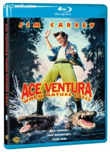 Cover Image for 'Ace Ventura 2: When Nature Calls'