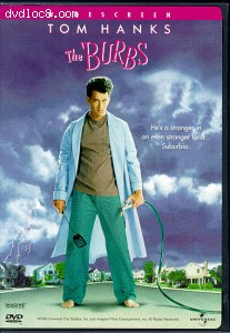 Burbs, The Cover