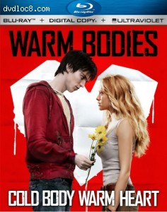 Warm Bodies [Blu-ray] Cover