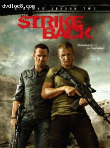 Strike Back: The Complete Second Season (Cinemax) Cover