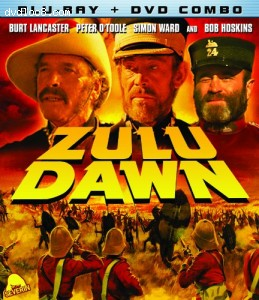 Zulu Dawn (Blu-ray / DVD Combo) Cover