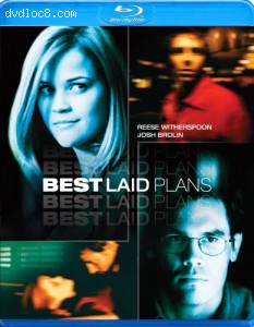 Best Laid Plans [Blu-ray] Cover