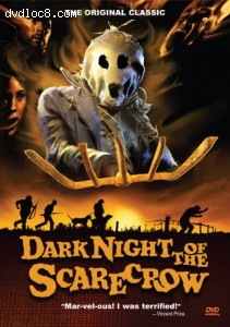 Dark Night of the Scarecrow Cover