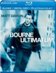 Cover Image for 'The Bourne Ultimatum (Blu-ray + Digital Copy + UltraViolet)'
