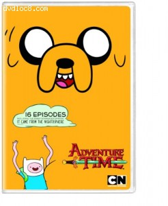 Adventure Time: It Came From the Nightosphere Cover