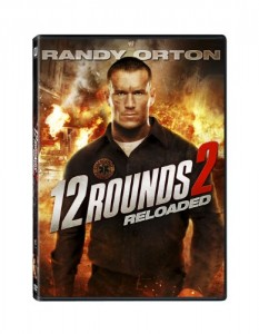 12 Rounds 2: Reloaded Cover