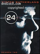 24: Season 2 (Region 1) Cover
