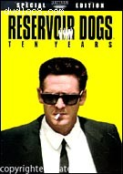 Reservoir Dogs - 10th Anniversary Special Edition - Mr Blonde Cover