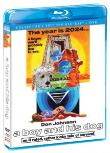 A Boy And His Dog (Collector's Edition) [BluRay/DVD] [Blu-ray] Cover