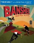 Cover Image for 'Banshee: Season One (Blu-ray) (Cinemax)'