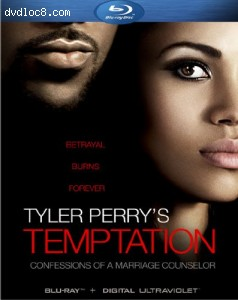 Cover Image for 'Temptation: Confessions Of A Marriage Counselor'