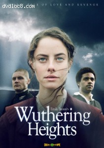 Cover Image for 'Wuthering Heights BLU RAY'