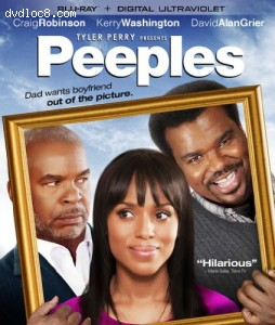 Cover Image for 'Peeples'