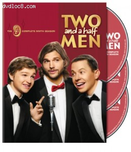 Two and a Half Men: The Complete Ninth Season Cover