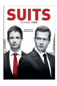 Suits: Season Two (DVD + UltraViolet)