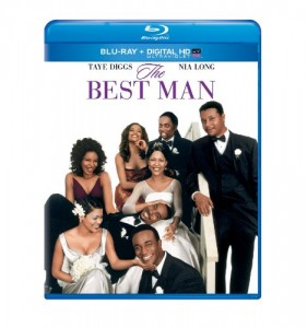 The Best Man [Blu-ray] Cover