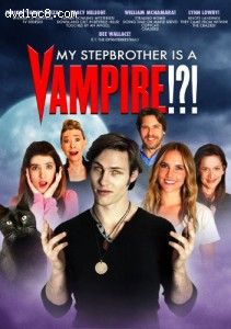 My Stepbrother Is A Vampire!?! Cover