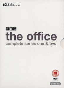 Office (complete series one & two), The Cover