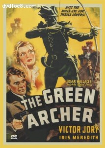 Green Archer, The Cover