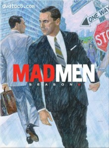 Mad Men: Season Six Cover