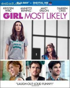 Girl Most Likely [Blu-ray] Cover