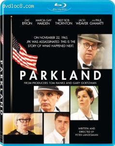 Cover Image for 'Parkland'