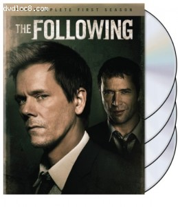 Following, The: The Complete First Season Cover