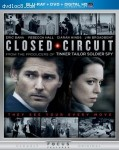 Cover Image for 'Closed Circuit (Blu-ray + DVD + Digital HD with UltraViolet)'