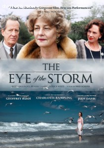 Eye of the Storm, The Cover