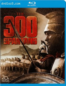 300 Spartans [Blu-ray] Cover
