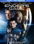 Cover Image for 'Ender's Game (+UltraViolet Digital Copy)'
