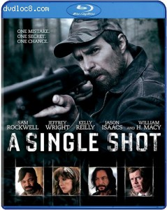A Single Shot [Blu-ray] Cover