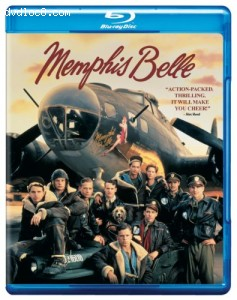Memphis Belle [Blu-ray] Cover